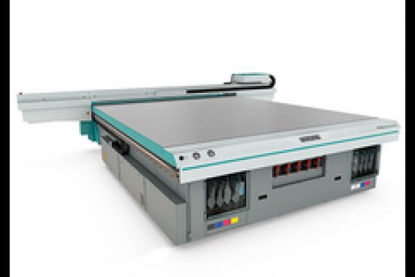 大幅面UV平板喷绘机,UV平板喷绘机
